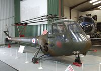 XL811 - Saunders Roe Skeeter AOP Mk12 at the Helicopter Museum, Weston-super-Mare