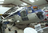XL829 - Bristol 171 Sycamore HC Mk14 at the Helicopter Museum, Weston-super-Mare