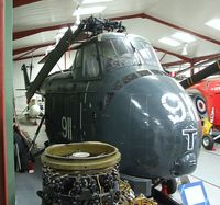 XK940 - Westland WS-55 Whirlwind HAS Mk7 at the Helicopter Museum, Weston-super-Mare