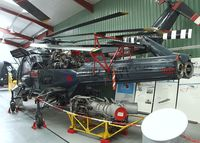 XT443 - Westland Wasp HAS1 at the Helicopter Museum, Weston-super-Mare