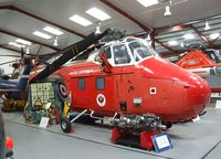 XD163 - Westland Whirlwind HAR10 at the Helicopter Museum, Weston-super-Mare