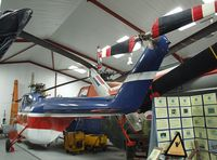 G-AODA - Westland S-55 Srs.3 at the Helicopter Museum, Weston-super-Mare