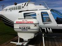 N137M @ ANE - 1978 Bell 206B, c/n: 2575 - by Timothy Aanerud