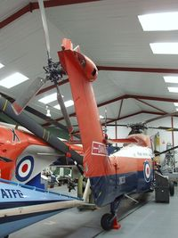 XM330 - Westland Wessex HAS Mk1 at the Helicopter Museum, Weston-super-Mare