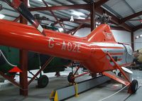 G-AOZE - Westland S-51 Srs.2 at the Helicopter Museum, Weston-super-Mare