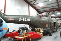 G-BGHF - Westland 30-100-60 at the Helicopter Museum, Weston-super-Mare