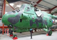 9147 - Mil Mi-4 Hound at the Helicopter Museum, Weston-super-Mare