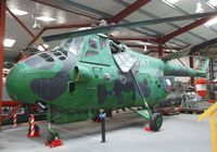 9147 - Mil Mi-4 Hound at the Helicopter Museum, Weston-super-Mare - by Ingo Warnecke
