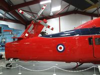 XV733 - Westland Wessex HCC4 at the Helicopter Museum, Weston-super-Mare