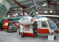 D-HOAY - Kamov Ka-26 Hoodlum at the Helicopter Museum, Weston-super-Mare