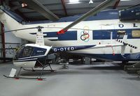 G-OTED - Robinson R22 HP at the Helicopter Museum, Weston-super-Mare