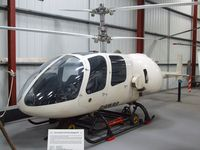 G-AWRP - Cierva Rotorcraft LTH-1 Grashopper at the Helicopter Museum, Weston-super-Mare