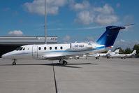 OE-GLS @ LOWW - Cessna 650 Citation 7 - by Dietmar Schreiber - VAP