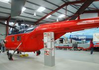 XR486 - Westland Whirlwind HCC12 at the Helicopter Museum, Weston-super-Mare
