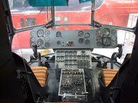 F-OCMF - Sud Aviation SA.321F Super Frelon at the Helicopter Museum, Weston-super-Mare