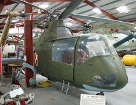 3006 - WSK Swidnik SM-2 at the Helicopter Museum, Weston-super-Mare - by Ingo Warnecke