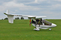 G-CEZU @ EGBK - Microlight at 2010 LAA National Rally