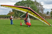 G-CDWO @ EGBK - 2006 P And M Aviation Ltd QUIK GT450, c/n: 8175 at 2010 LAa National Rally