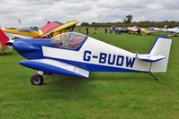 G-BUDW @ EGBK - 1992 Hoblyn Jm COLIBRI MB2, c/n: PFA 043-10644 at 2010 LAA National Rally