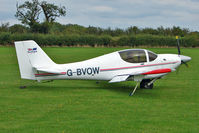 G-BVOW @ EGBK - 1996 Cater Mw EUROPA, c/n: PFA 247-12679 at 2010 LAA National Rally