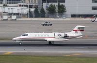 84-0101 @ KMSP - Learjet C-21A - by Mark Pasqualino