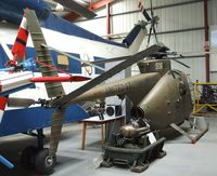 67-16506 - Hughes YOH-6A Cayuse at the Helicopter Museum, Weston-super-Mare