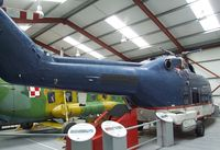 G-BKGD - Westland 30-100 at the Helicopter Museum, Weston-super-Mare