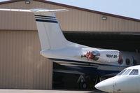 N501JV @ DTO - At Denton Municipal Airport