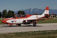 2007 @ LIPI - Poland - Air ForcePZL-Mielec TS-11 Iskra - by Delta Kilo