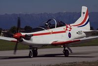 063 @ LIPI - Croatia - Air Force Pilatus PC-9M - by Delta Kilo