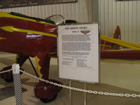 N18764 @ ANE - 1938 Arrow Aircraft and Motor ARROW SPORT M, Menasco PIRATE C4 D4 125 Hp, Experimental class, at Golden Wings Museum - by Doug Robertson