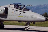 MM7177 @ LIPI - Italy - Air Force AMX International AMX (cn IX089) - by Delta Kilo