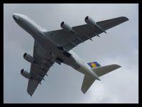 D-AIMB @ EDDF - Take Off