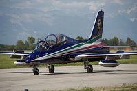 MM54484 @ LIPI - Italy - Air Force Aermacchi MB-339PAN - by Delta Kilo