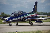 MM54534 @ LIPI - Italy - Air ForceAermacchi MB-339PAN - by Delta Kilo