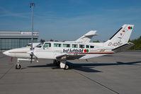 D-ICRF @ LOWW - Cessna 404 BSF Luftbild - by Dietmar Schreiber - VAP