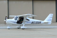 N5199R @ GKY - At Arlington Municipal Airport, TX