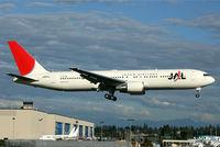 JA651J @ KPAE - KPAE Boeing 951 on short final to 16R
