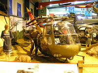 XL813 @ EGVP - Museum of Army Flying, Middle Wallop - by Chris Hall