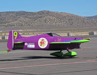 C-FDXO @ KRTS - Race #9 Miss t'witchie is a  2005 Cassutt CASSUTT 3M being towed after mid-morning Formula #1 heat @ 2009 Reno Air Races - by Steve Nation
