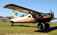 C-GBUL @ 3B1 - Big Engine Beaver 600hp 4 bladed prop - by J.G. Handelman