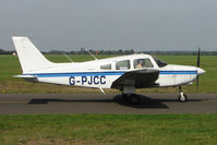 G-PJCC @ EGTK - 1988 Piper PIPER PA-28-161, c/n: 2816043 at Kidlington