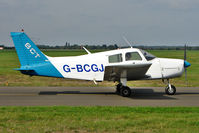 G-BCGJ @ EGTK - 1974 Piper PIPER PA-28-140, c/n: 28-7425286 at Kidlington