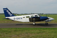 G-GAFA @ EGTK - 1979 Piper PIPER PA-34-200T, c/n: 34-7970218 at Kidlington