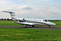 LN-HOT @ EGTK - 2006 Cessna 525B Citation CJ3, c/n: 525B0065 at Kidlington