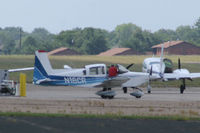 N16CR @ CPT - At Cleburne Municipal Airport, TX