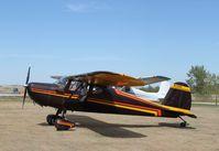 N72953 @ 6V4 - Cessna 140 - by Mark Pasqualino