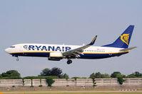 EI-EKZ @ EGCC - Ryanair - by Chris Hall