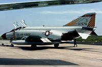63-7576 @ EDRB - Michigan ANG F-4C destined to be a battle damage repair aircraft at Bitburg AB, what a crime ...