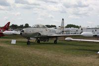 53-5250 @ OSH - 1953 Lockheed T-33A-1-LO, c/n: 580-8589 - by Timothy Aanerud
